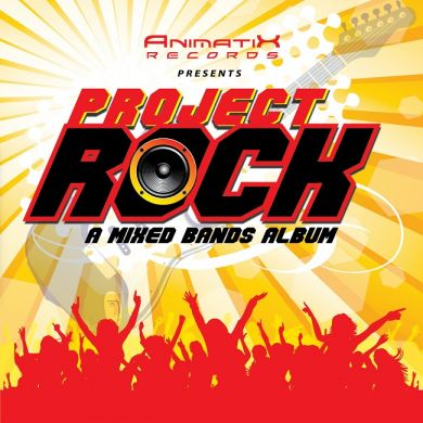 Mix - Project Rock-2012